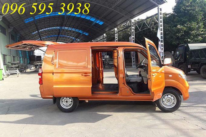 xe van kenbo 950kg 2 chỗ ngồi